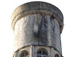 Toit Château d'Eau Le Corbusier