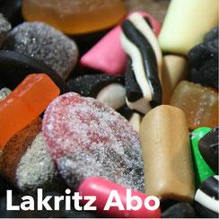 Lakritz Süßigkeiten online bestellen