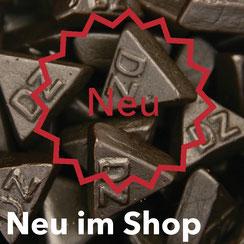 neu im Shop Lakritz