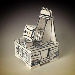 Keramik Tonpfeife