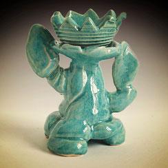 Keramik Leuchter