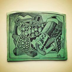 Keramik Fliese