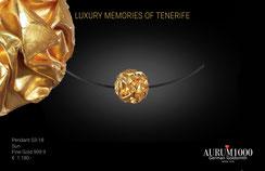 Krahn Design by Aurum1000 - 24 karat pure gold