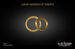 Krahn Design by Aurum1000 - Fine Gold 999.9 - Gold 24k