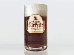 Packungsdesign, Produktlabel, Bier, Kloster Urkeut