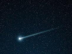 Sternschnuppenwanderung
