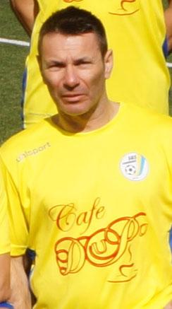 Paul ZIMMERL - Abwehr/Mittelfeld - Kapitän