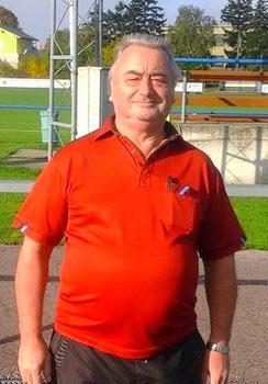 Johann ENGLISCH - Schiedsrichter - Grillmeister