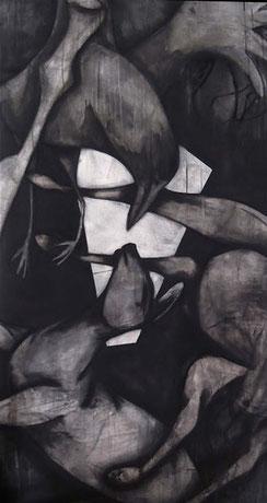 Z.T. 2011-2012  (90 x 180 cm.)
