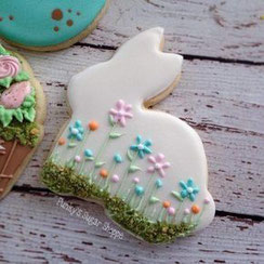 Easter Sugar Cookie Decorating