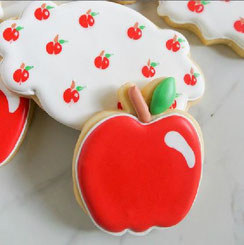 Apple Sugar Cookies - Read on here