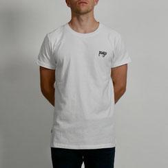 Classic pangu shirt - Weiß