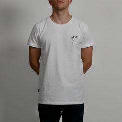 Pinguin Shirt - Weiß
