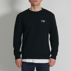Classic pangu Shirt - Schwarz