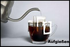 Bunao Coffee Bag Ziehen lassen