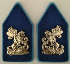 kraagspiegels Regiment Huzaren Prinses Amalia Catharina defensie cavalerie