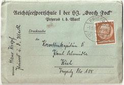[Leporello  Reichsseesportschule ]