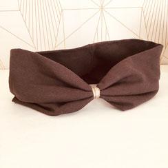 headbands gris  fashion coiffure gwapita bandeau cheveux
