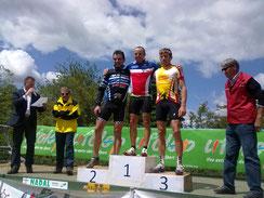Vis-Champion Pascal Clautre Ch.N.VTT à