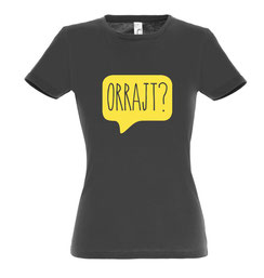 Women's Orrajt? Tshirt Speak Maltese Language Malta Souvenirs Gifts
