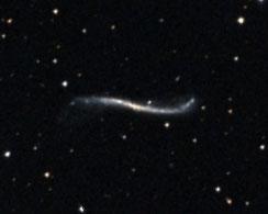 Superthin Galaxien UGC UGCA