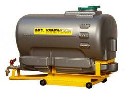 RABO Wassertank Anhänger für MOON-CAR Kinderfahrzeug