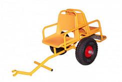 RABO Anhänger für MOON-CAR Kinderfahrzeug 2-Sitzer