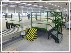 Unsere Leistungen im Bereich Maschinenbau