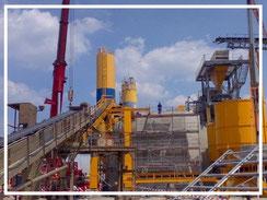 Unsere Leistungen im Bereich Industriemontage