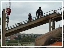 Unsere Leistungen im Bereich Stahlbau