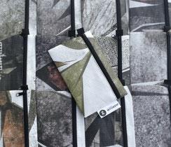 Fassaden Planen, Indoor Banner zu wunderschönen Taschen recyceln und upcyceln.