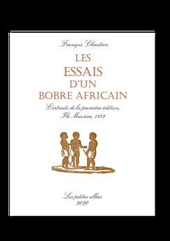 Littérature créole, La Fontaine, Ile Maurice, Fables, créole mauricien, Les petites allées,  typographie
