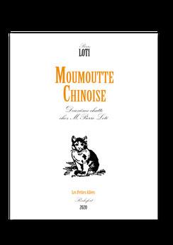 Pierre Loti, Le livre de la pitié et de la mort, Vies de deux chattes, littérature, Les petites allées, typographie, chat, chats, chatte, chattes
