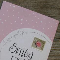 für Briefe und Päckli und Geschenke