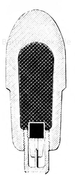 Dreyses Granate mit Perkussionszünder