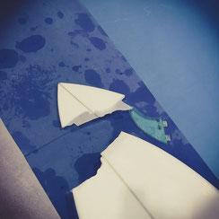 Ding Repair gebrochenes Surfboard reparieren München