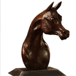 Fonderie d'Art Ilhat, sculpture, bronze, patine, Willy Pinna