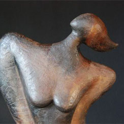 Fonderie d'Art Ilhat, sculpture, bronze, patine, Sabine Cano-Cougnaud