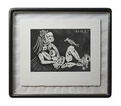 Pablo Picasso (1881 - 1973) Limit: 2.300 € | Zuschlag: 4.500 €