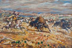 Julius Seyler (1873 - 1958) Limit: 450 € | Zuschlag: 8.125 €
