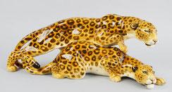 Leoparden - Hutschenreuther