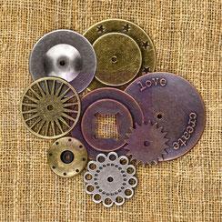 UK Stockists Finnabair Vintage Mechanicals
