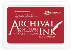 Uk Stockist Archival Ink Pads