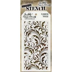 UK Stockist Tim Holtz Layering Stencils