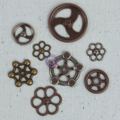Uk Stockist Metal Embellishments