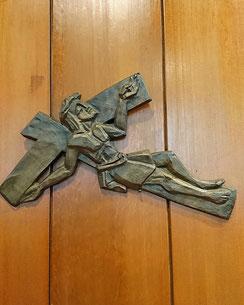 第11留 イエス、十字架につけられる