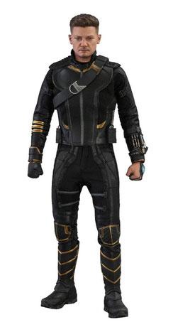 Hawkeye,Jeremy Renner,Hot Toys, Sideshow,Infinity War,Avenger endgame,Iron Man, Marvels,Masterpiece Actionfigur,1/6