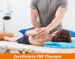 Zertifizierte PNF-Therapie