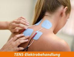 TENS-Elektrobehandlung