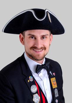 Fabian Berlinger, Umzugschef